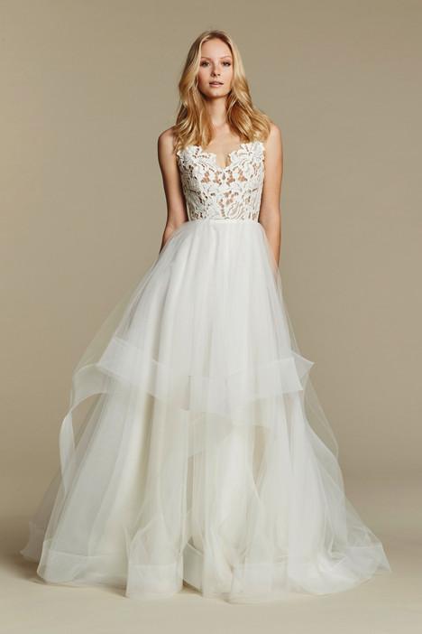 Halo (1600) Wedding                                          dress by Blush by Hayley Paige