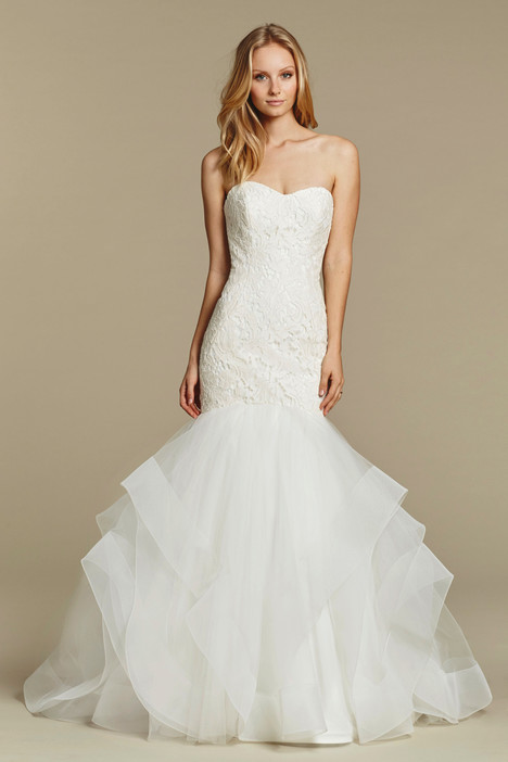 Azi (1603) Wedding                                          dress by Blush by Hayley Paige