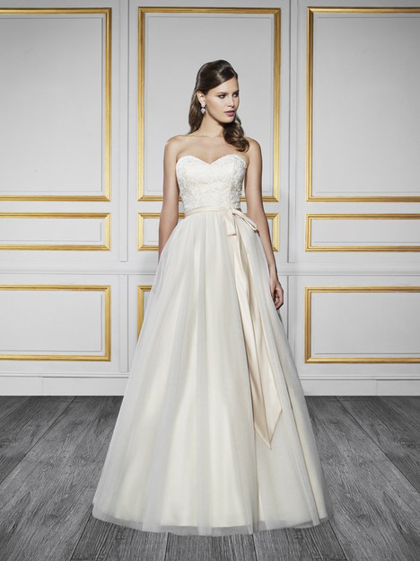 T727 gown from the 2016 Moonlight : Tango collection, as seen on dressfinder.ca