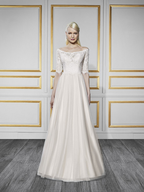 T729 Wedding                                          dress by Moonlight : Tango