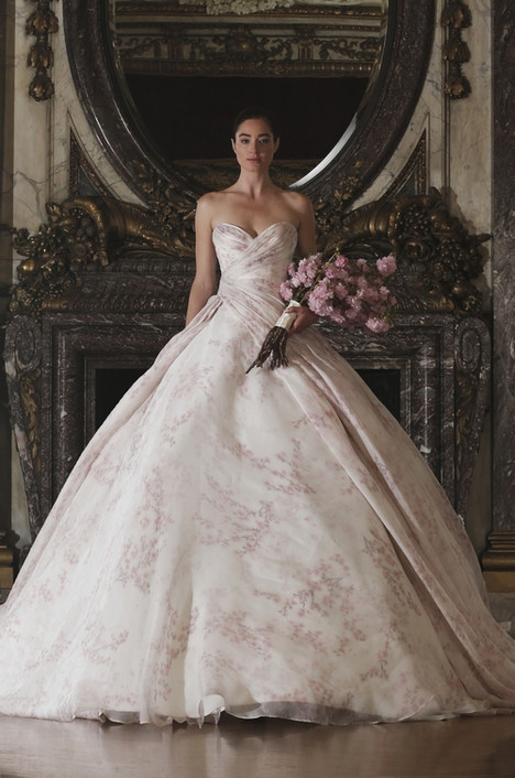 RK6408 Wedding dress by Romona Keveza Collection