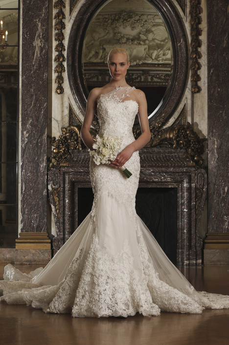 RK6410 Wedding dress by Romona Keveza Collection