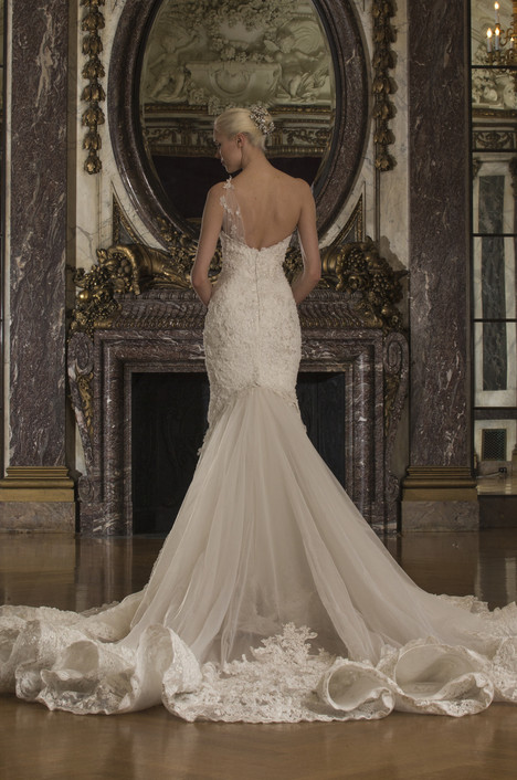 RK6410 (2) Wedding                                          dress by Romona Keveza Collection
