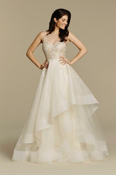 2609 Wedding                                          dress by Tara Keely