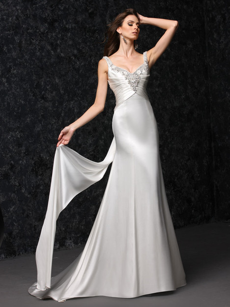 VH1202 Wedding                                          dress by Victor Harper