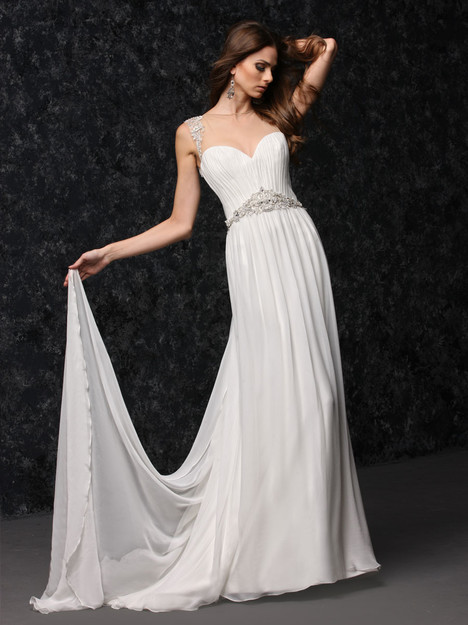 VH1203 Wedding                                          dress by Victor Harper