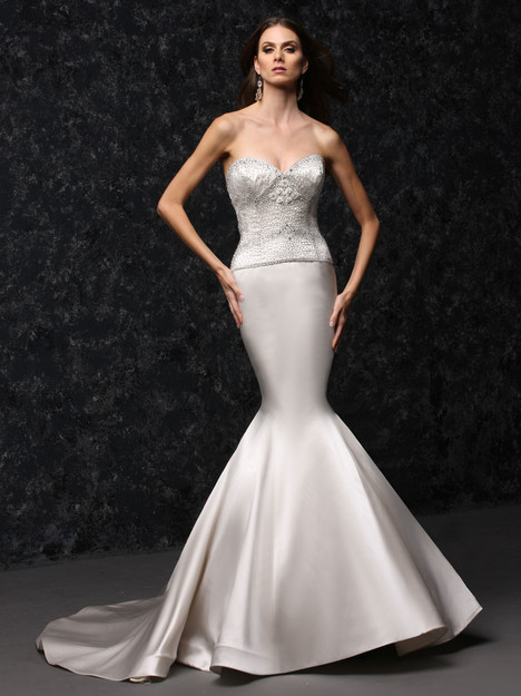 VH1204 Wedding                                          dress by Victor Harper