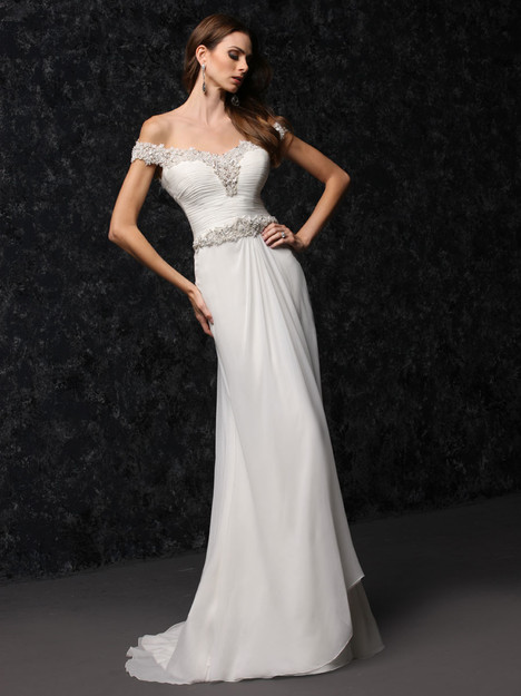 VH1205 Wedding                                          dress by Victor Harper