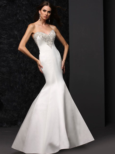 VH1206 Wedding                                          dress by Victor Harper