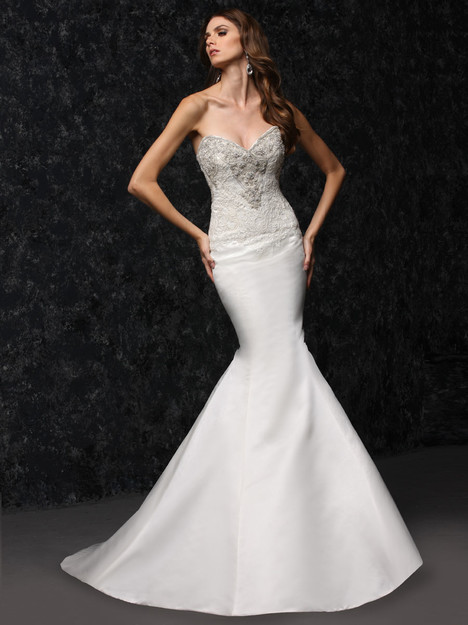 VH1208 Wedding                                          dress by Victor Harper