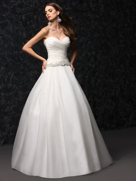 VH1209 Wedding                                          dress by Victor Harper