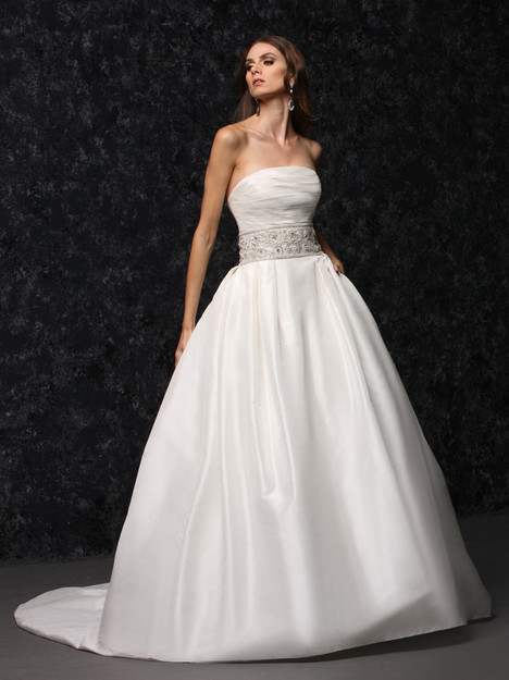 VH1210 Wedding                                          dress by Victor Harper