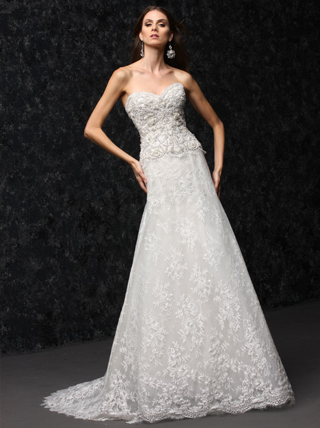VH1212 Wedding                                          dress by Victor Harper