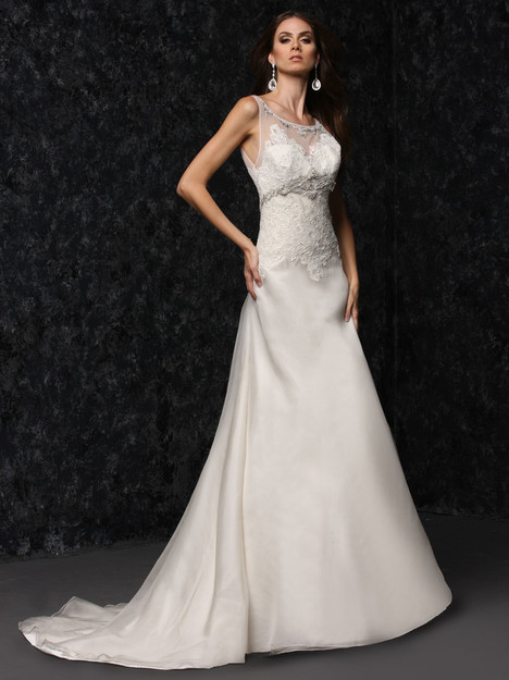 VH1213 Wedding                                          dress by Victor Harper