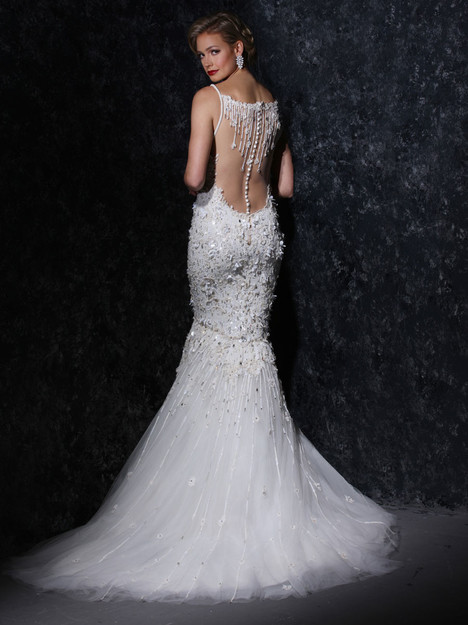 VHC320 (2) Wedding                                          dress by Victor Harper : Couture