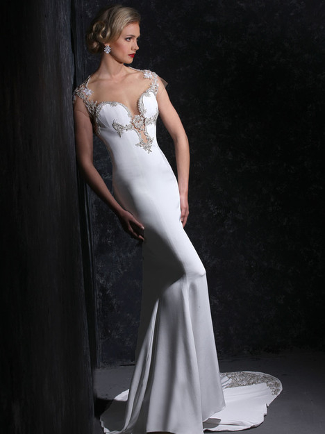 VHC328 Wedding                                          dress by Victor Harper : Couture