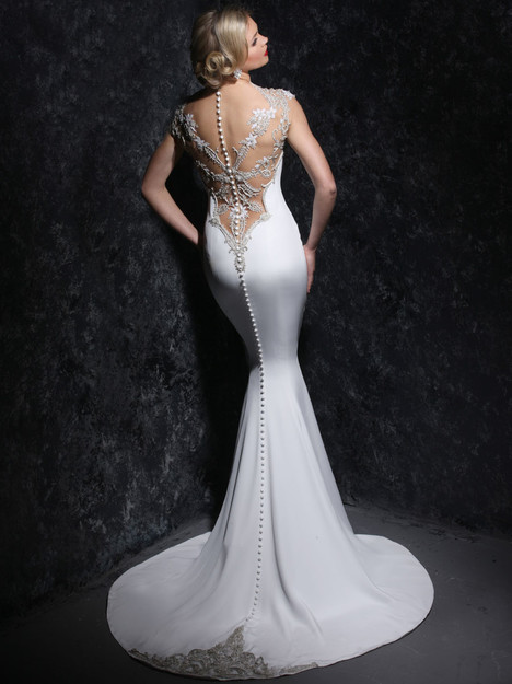 VHC328 (2) Wedding                                          dress by Victor Harper : Couture