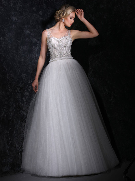 VHC329 Wedding                                          dress by Victor Harper : Couture