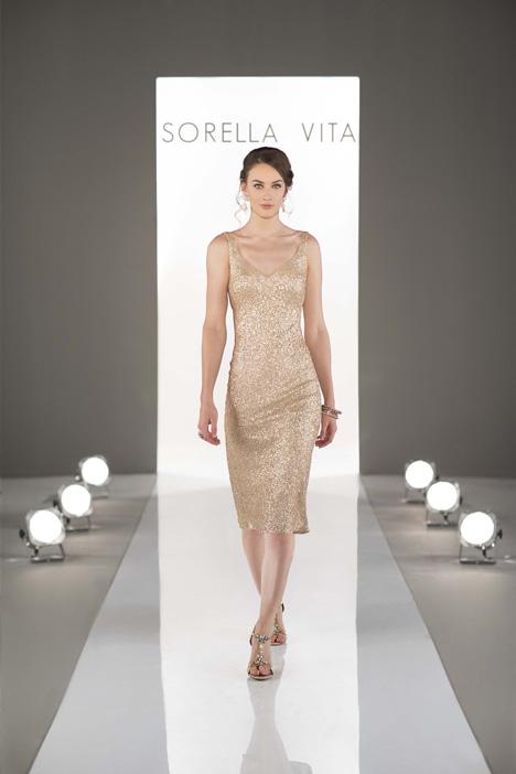 8634 Bridesmaids dress by Sorella Vita