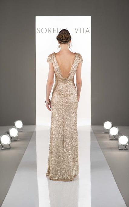 8718 (2) Bridesmaids                                      dress by Sorella Vita