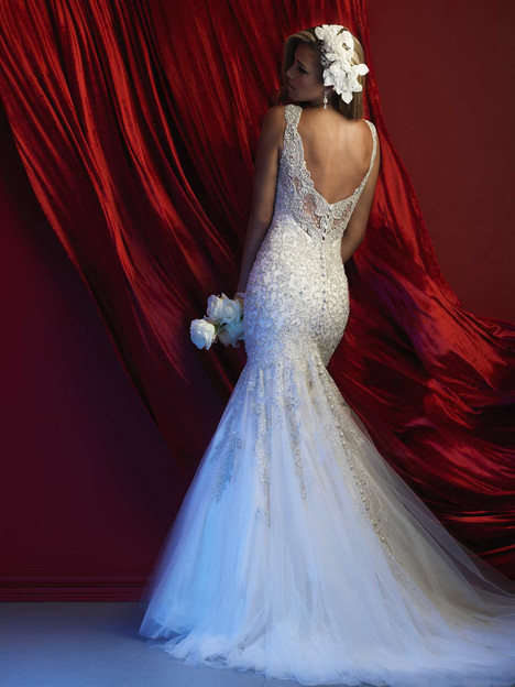 C369 (2) gown from the 2016 Allure Couture collection, as seen on dressfinder.ca