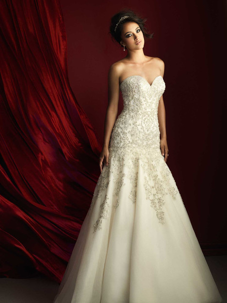 C365 gown from the 2016 Allure Couture collection, as seen on dressfinder.ca