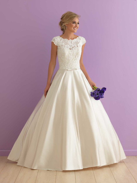 2914 Wedding dress by Allure Romance