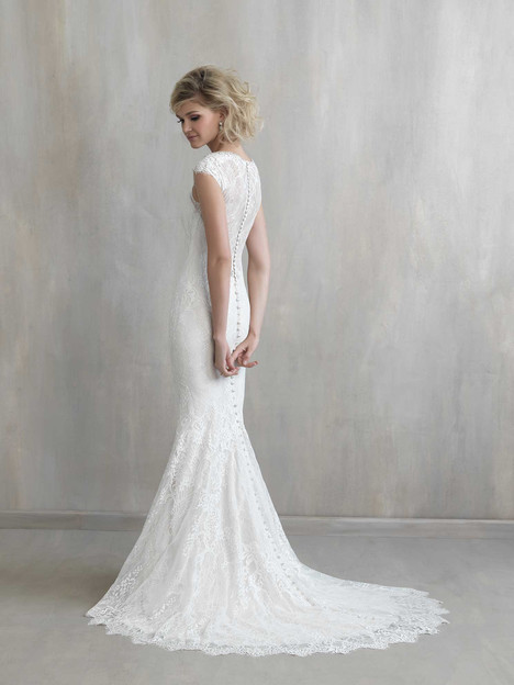 MJ211 (Back) Wedding                                          dress by Madison James