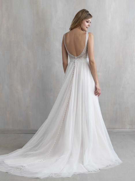 MJ209 (2) Wedding                                          dress by Madison James
