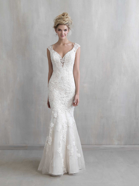 MJ208 Wedding                                          dress by Madison James