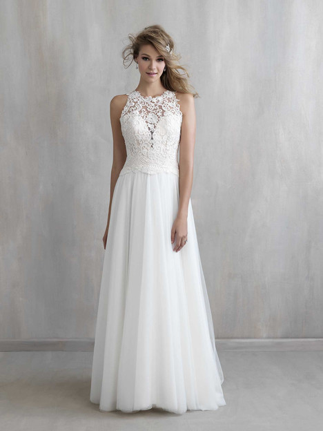 MJ203 Wedding                                          dress by Madison James