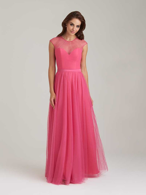 1469 Bridesmaids                                      dress by Allure Bridesmaids