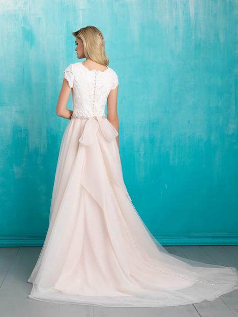 M550 (2) Wedding                                          dress by Allure Bridals: Allure Modest