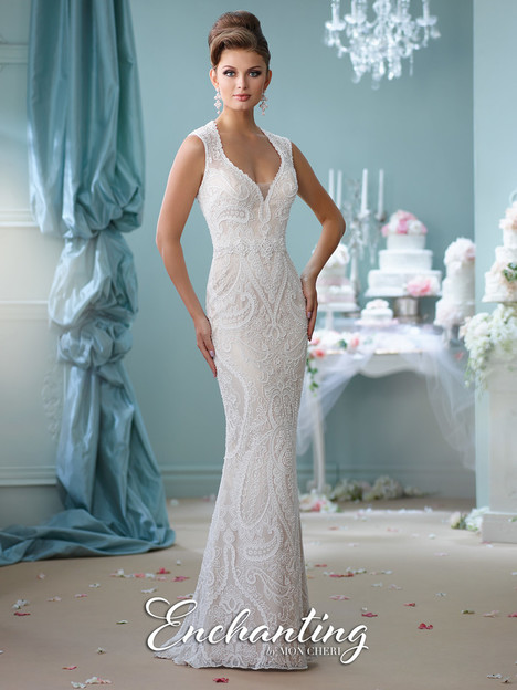 116123 gown from the 2016 Enchanting by Mon Cheri collection, as seen on dressfinder.ca