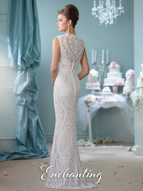 Style 116123 gown from the 2016 Enchanting by Mon Cheri collection, as seen on dressfinder.ca