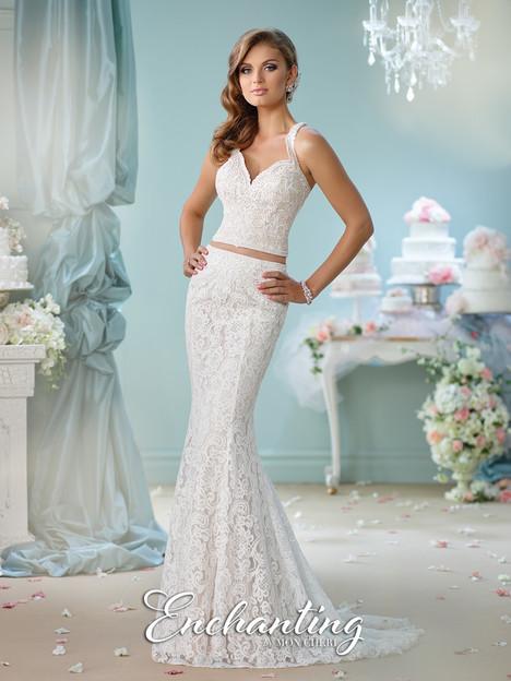 116135 Wedding                                          dress by Enchanting by Mon Cheri