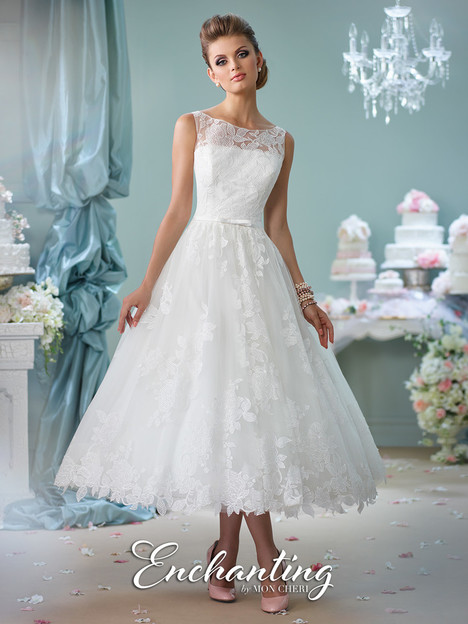116136 Wedding                                          dress by Enchanting by Mon Cheri