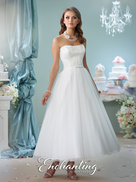 116141 Wedding                                          dress by Enchanting by Mon Cheri