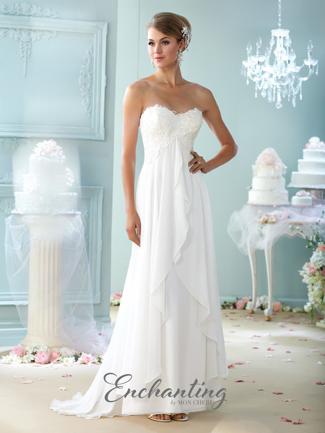 Style 215108 gown from the 2016 Enchanting by Mon Cheri collection, as seen on dressfinder.ca