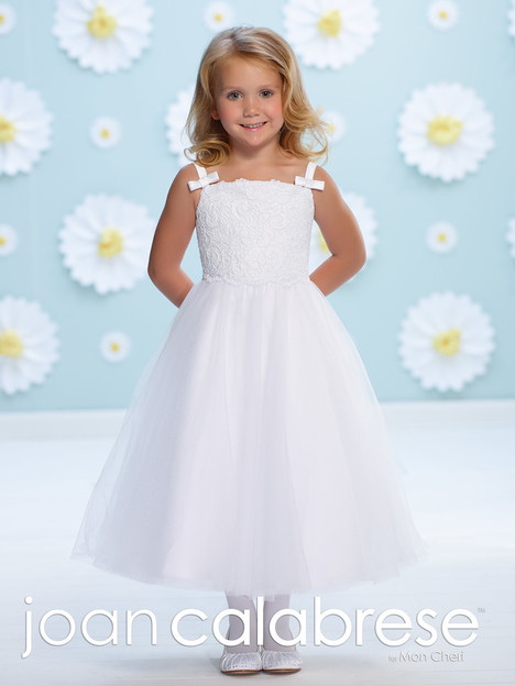 116368 Flower Girl dress by Joan Calabrese
