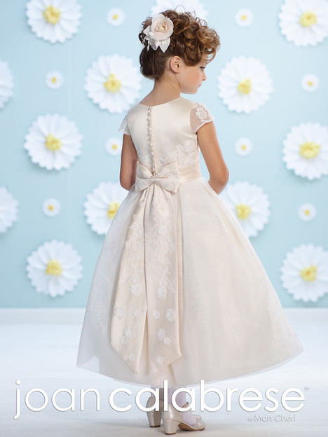 116376 (2) Flower Girl dress by Joan Calabrese