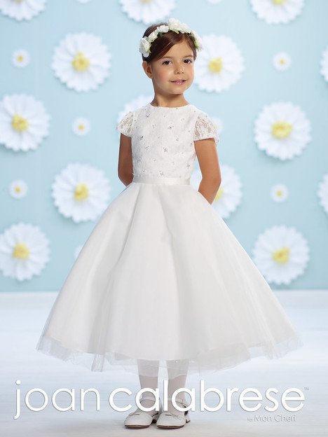 116396 Flower Girl dress by Joan Calabrese
