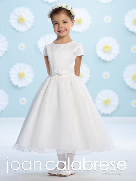 116397 Flower Girl                                      dress by Joan Calabrese
