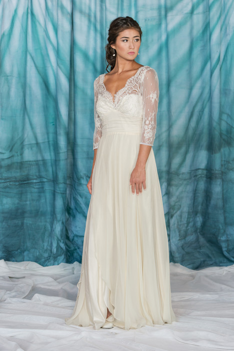 Chelsea Wedding                                          dress by Pure Magnolia