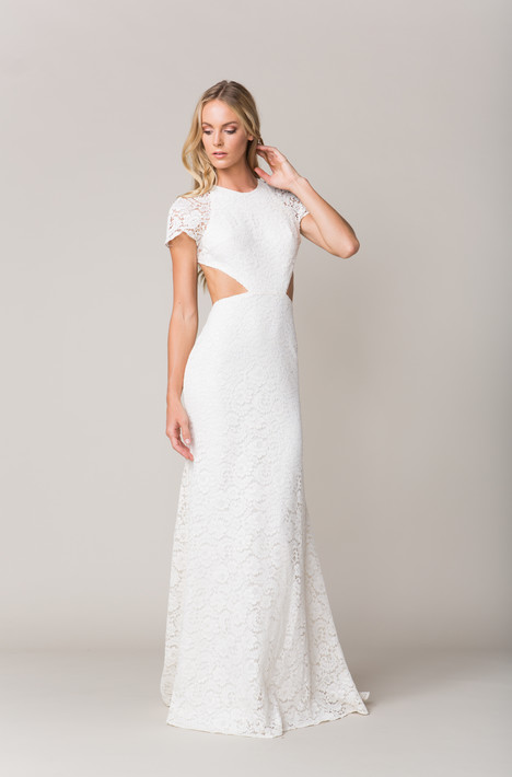Orleans Lace Wedding                                          dress by Sarah Seven