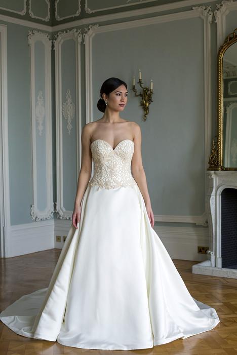 Devon Wedding                                          dress by Augusta Jones