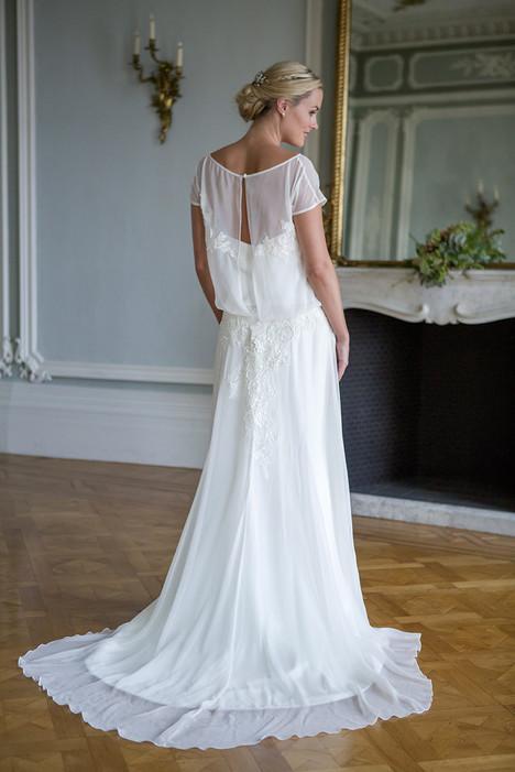 Alyssa Wedding                                          dress by Augusta Jones