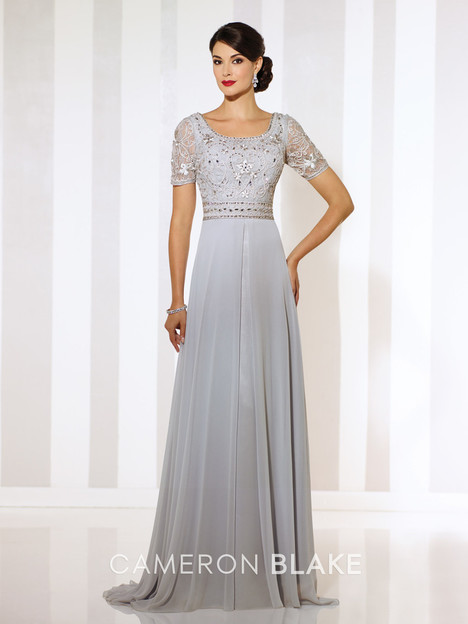 116666 (Silver) Mother of the Bride                              dress by Cameron Blake
