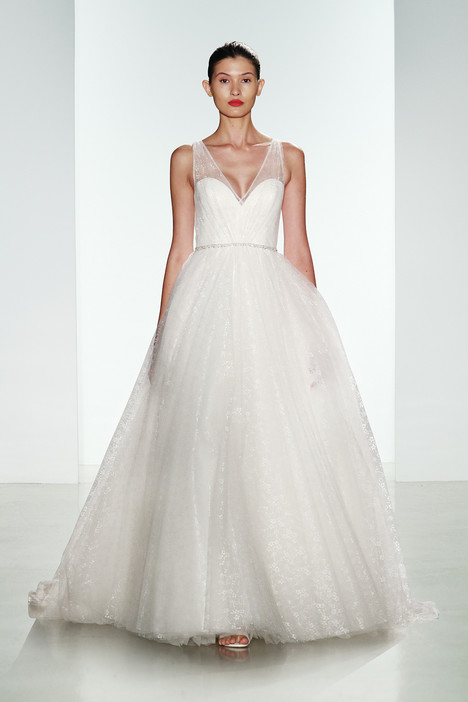 Candace Wedding                                          dress by Christos