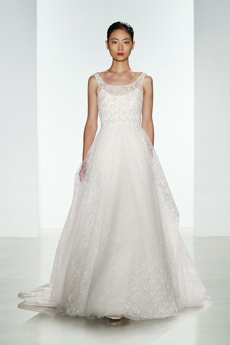 Claire Wedding                                          dress by Christos